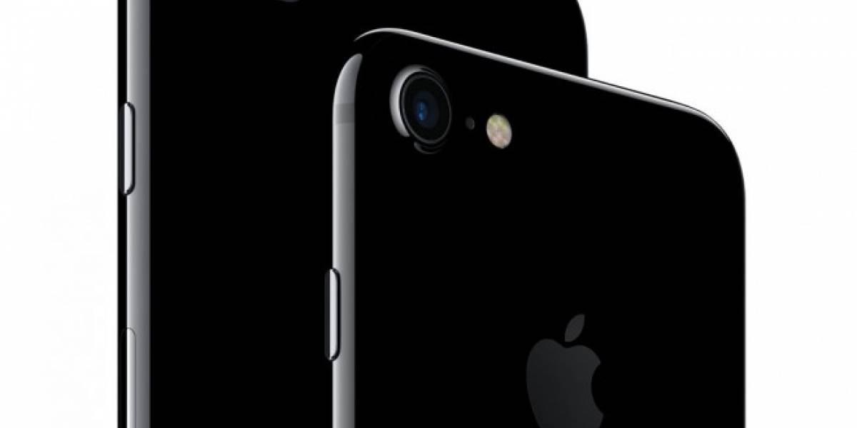 Apple admite que el acabado Jet Black del iPhone 7 puede rayarse