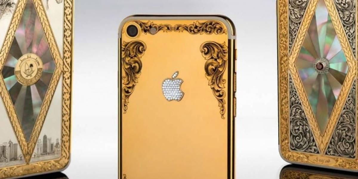 Ya puedes reservar el iPhone 7, pero sólo su versión dorada