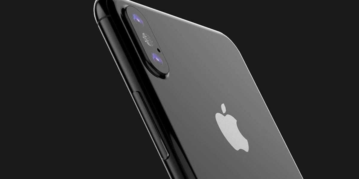Puede que el iPhone 8 sí tenga el lector de huellas en la espalda