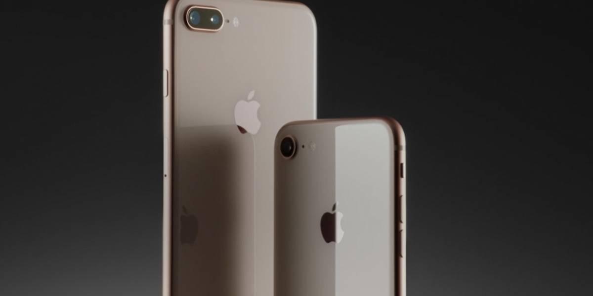 La batería del iPhone 8 es más chica que la del iPhone 7