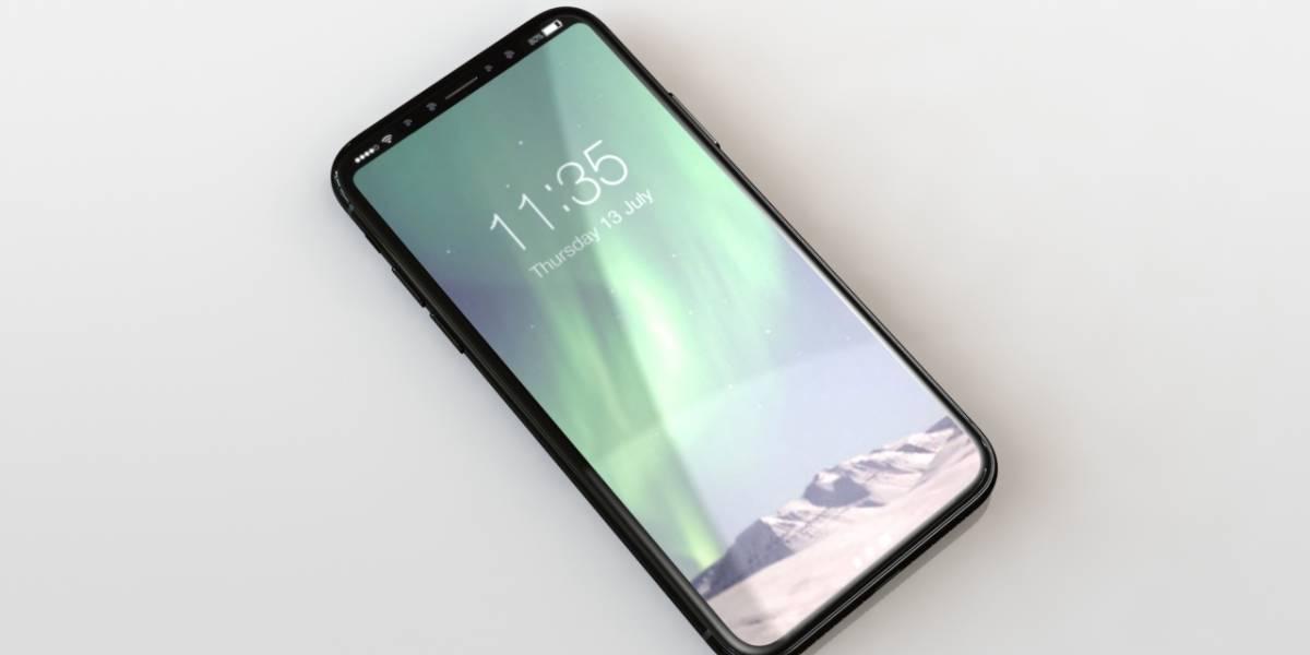 El iPhone 8 saldría a la venta poco tiempo después de su anuncio