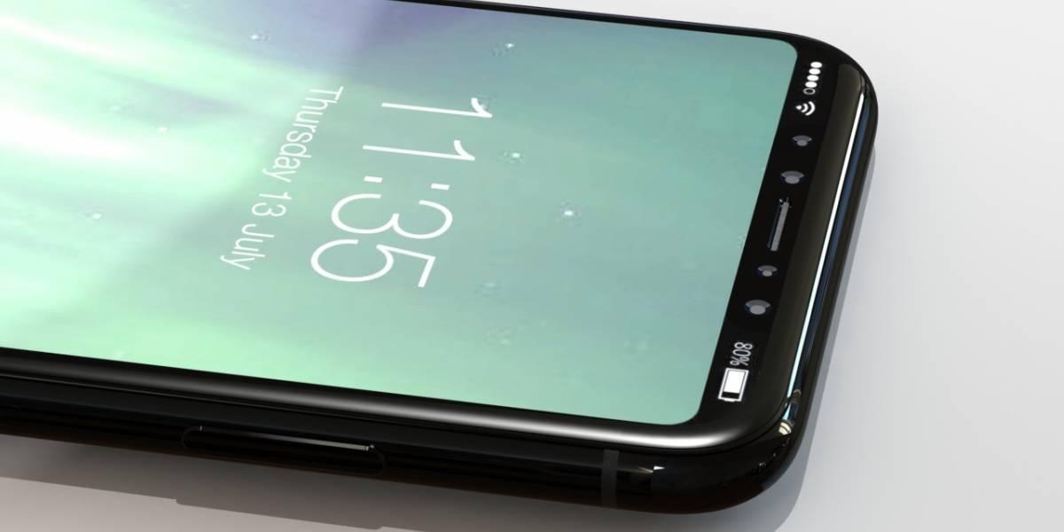 Apple habría logrado poner el lector de huellas bajo la pantalla en el iPhone 8