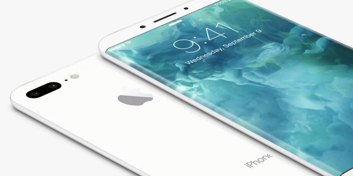 Pantalla curva del iPhone 8 sería más suave que las de Samsung