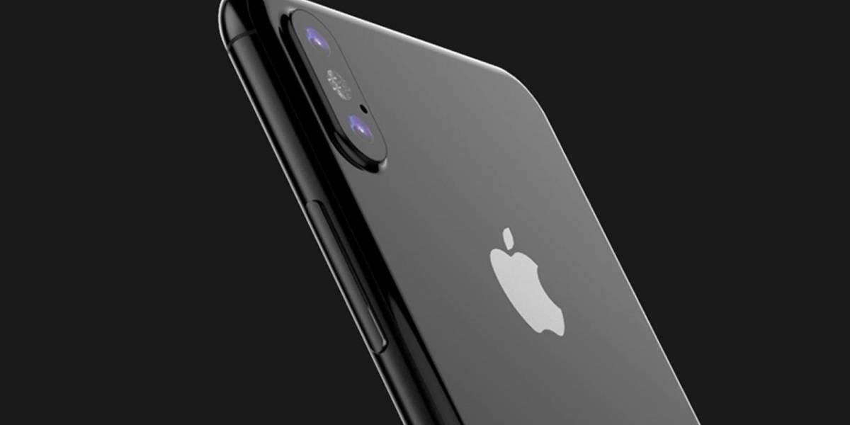 Este video del iPhone 8 se basa en sus planos de fábrica y es impresionante