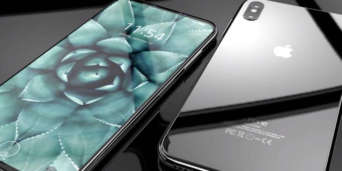 El iPhone 8 tendría tecnología láser 3D de próxima generación