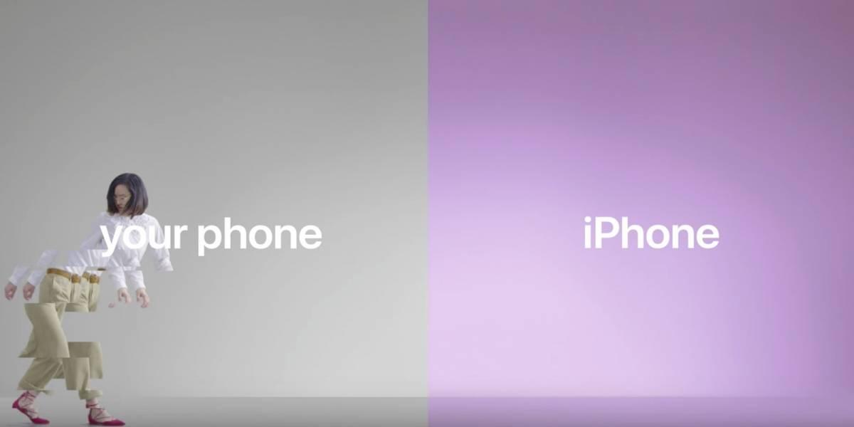 De acuerdo a Apple, Android anda a tirones