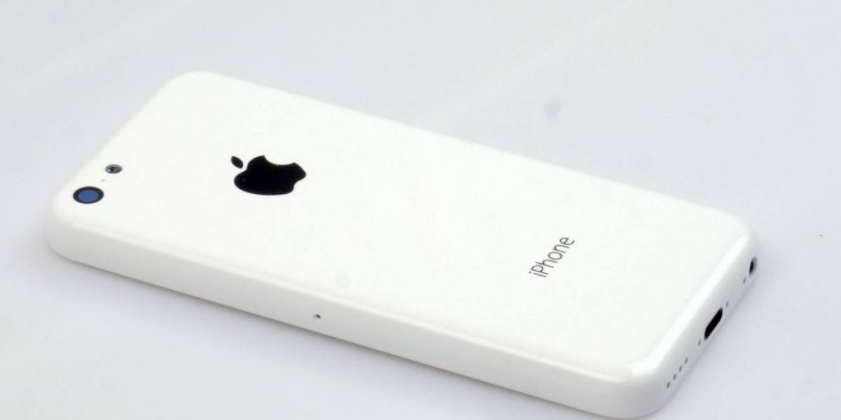 Empresa china muestra supuesto exterior y panel frontal del iPhone barato