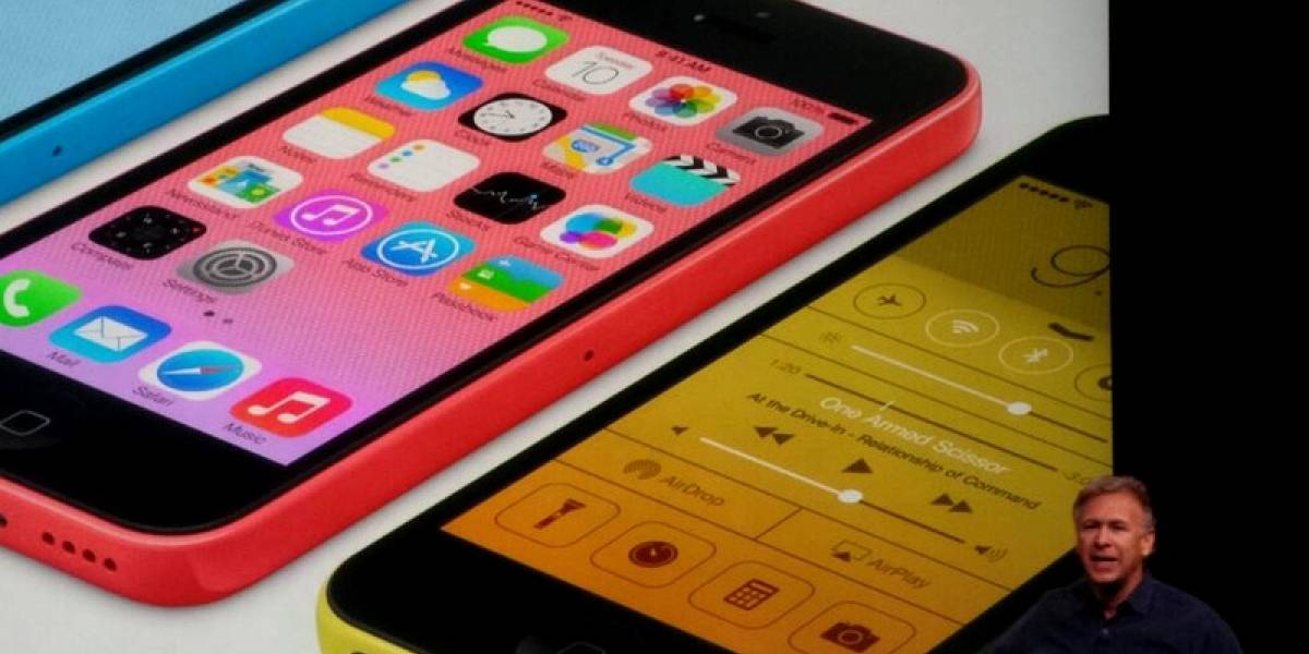 Apple revela oficialmente el iPhone 5C