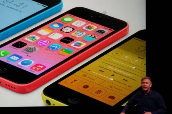 f0d8023d621 Apple revela oficialmente el iPhone 5C