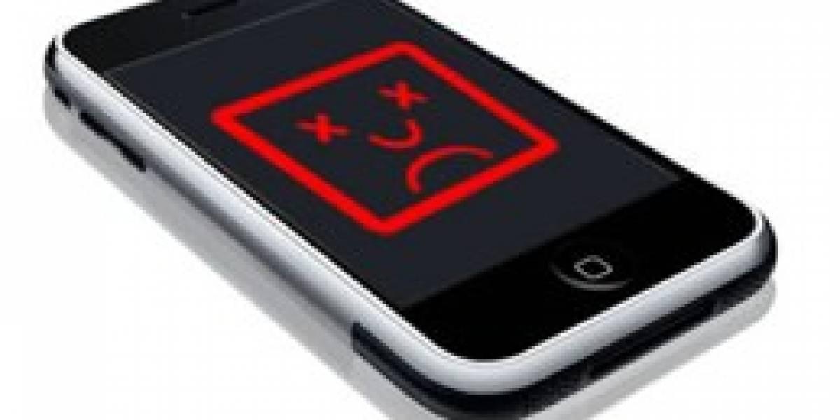 Caen 12% las ventas de celulares al terminar el 2008