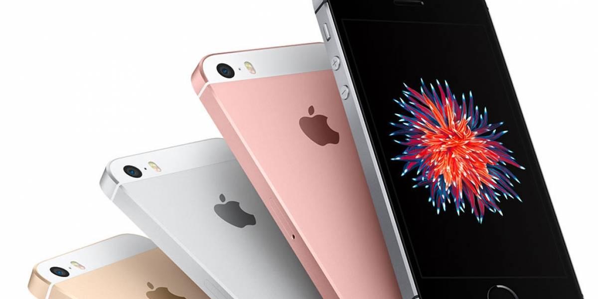 iPhone SE sería fabricado en India y diseñado en Estados Unidos