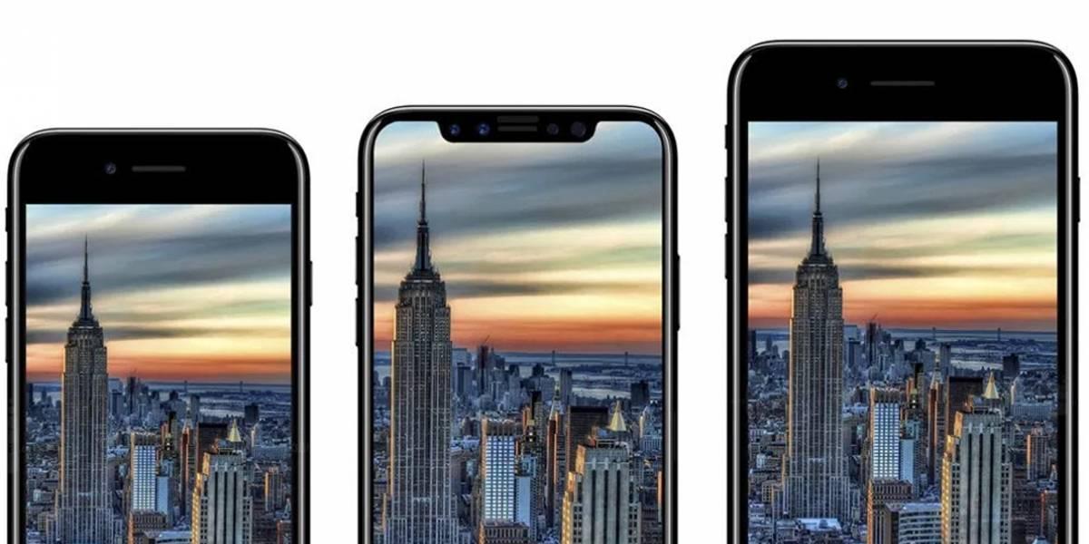 El iPhone 8, iPhone 8 Plus y iPhone X ya tienen precio en México y no son baratos
