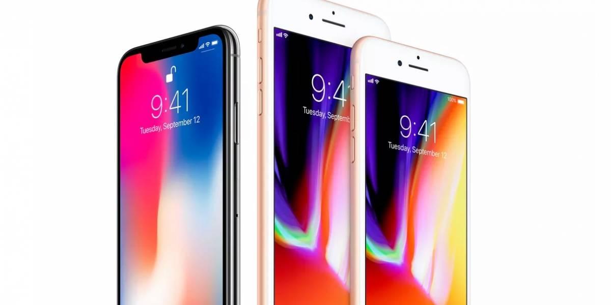 iPhone X y iPhone 8 fueron los smartphones más buscados en Google este 2017