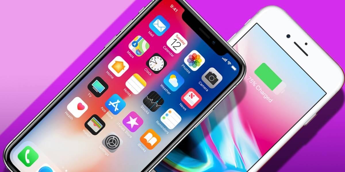 Es oficial: iPhone X fastidió el posicionamiento del iPhone 8