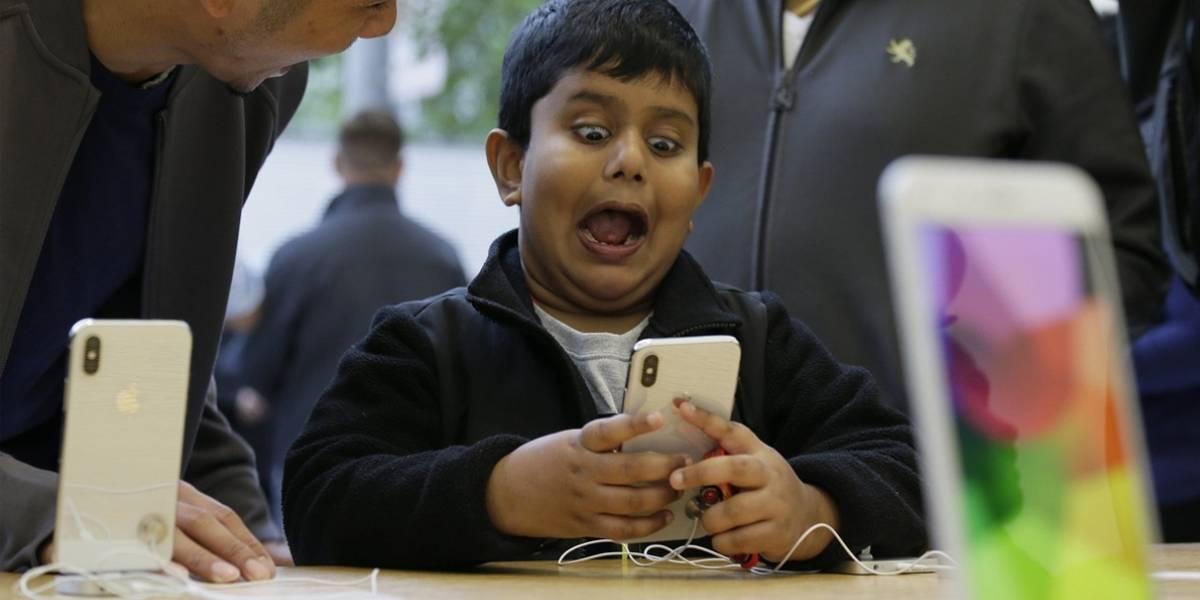 iPhone X fue el smartphone más estrenado en Acción de Gracias
