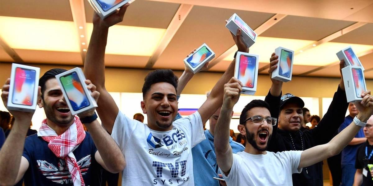 Se anuncia precio del iPhone X en Chile