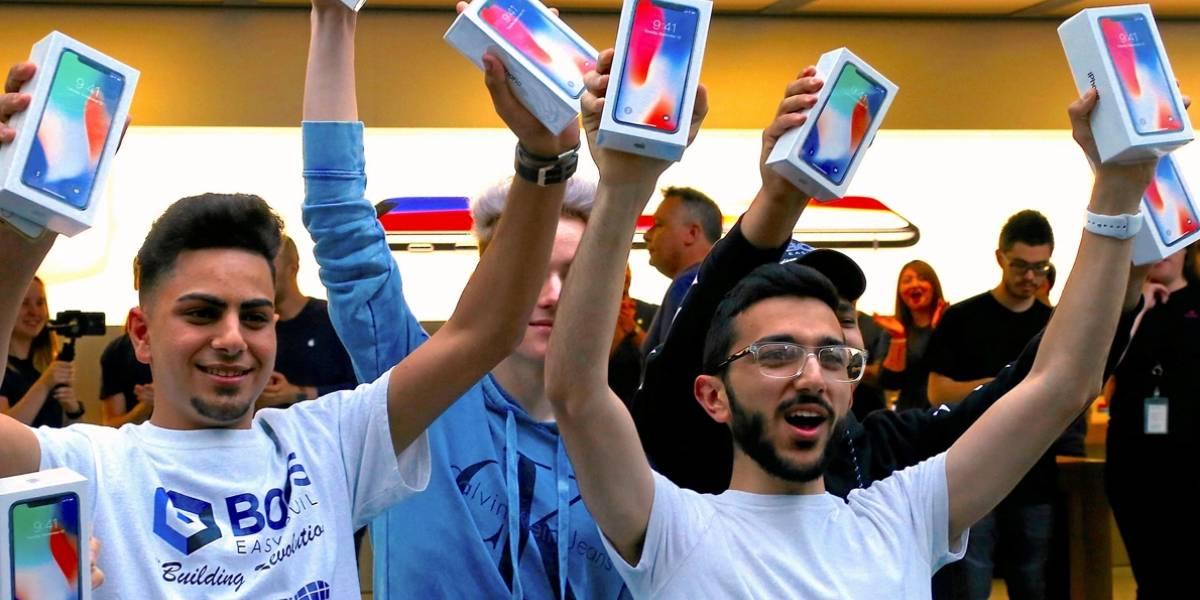 Volvieron las filas a la Apple Store con el iPhone X ¿pero por qué? [W Opinión]