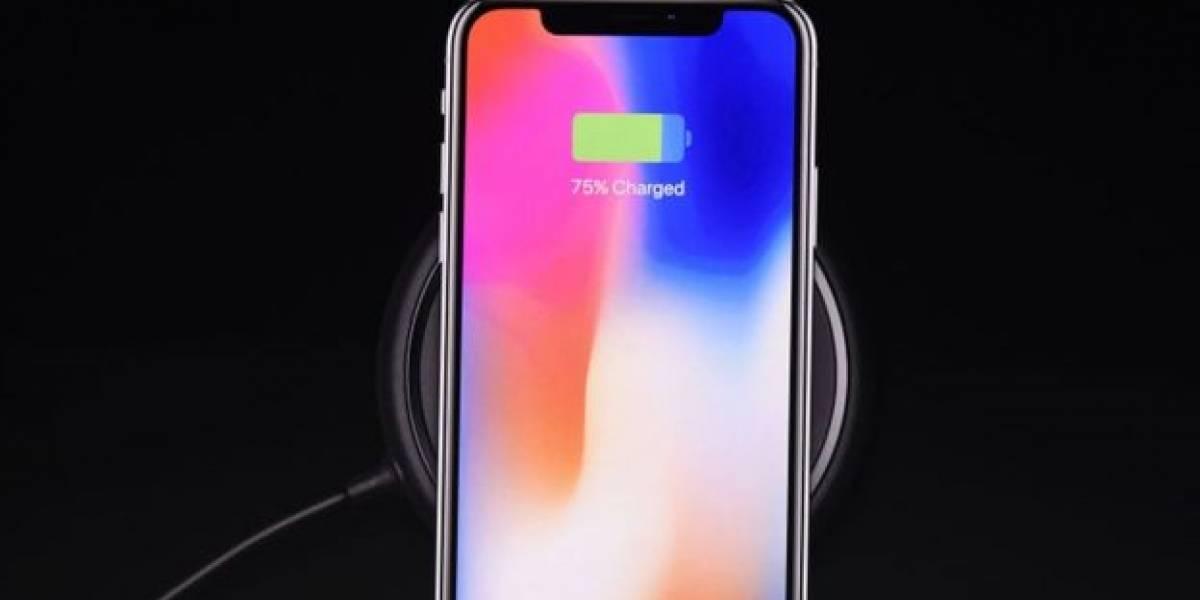 El iPhone X tiene una batería más grande que la del iPhone 8 Plus