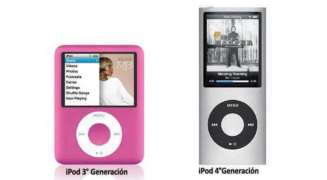 Evolución del iPod Nano: ¿A dónde va este reproductor de música?