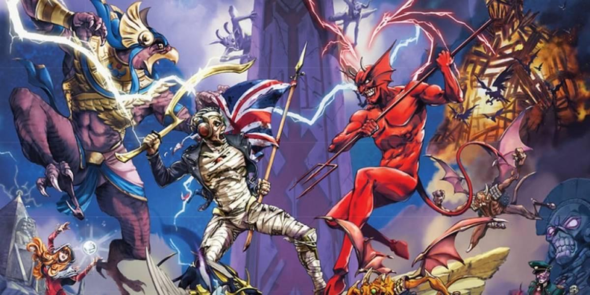 Iron Maiden tiene nuevo juego: Legacy of the Beast