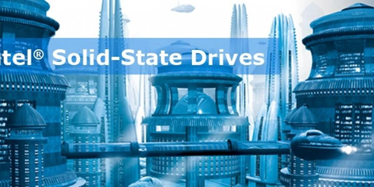 Intel ya tiene lista su nueva serie de unidades de estado sólido