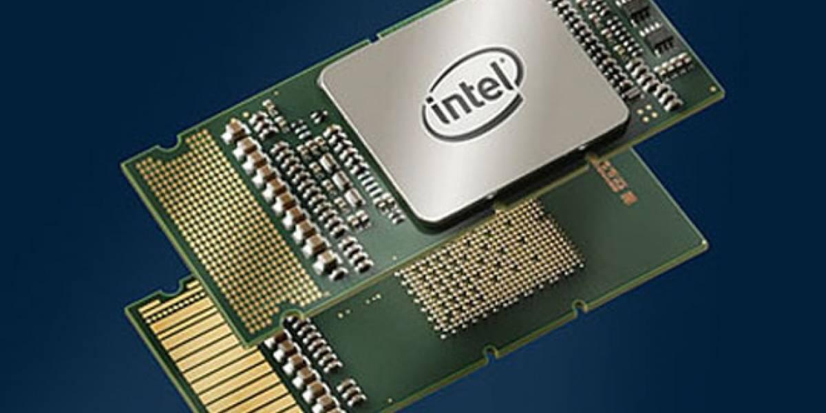 Intel prepara nuevos microprocesadores Itanium 9500 Series
