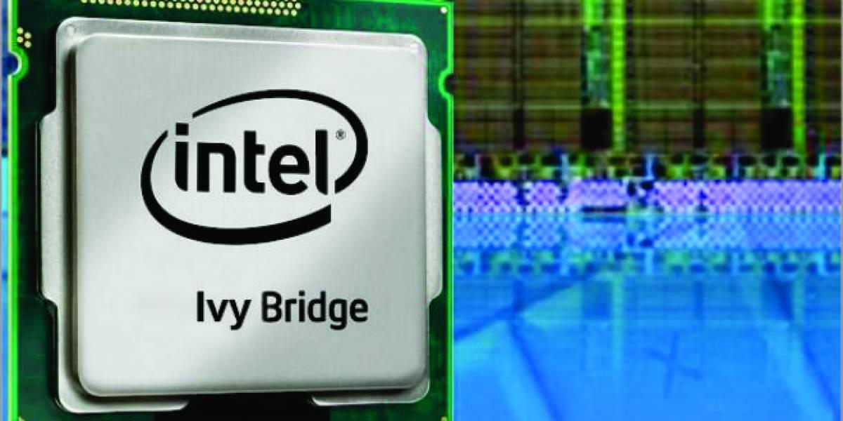 Intel Ivy Bridge con problemas de yields