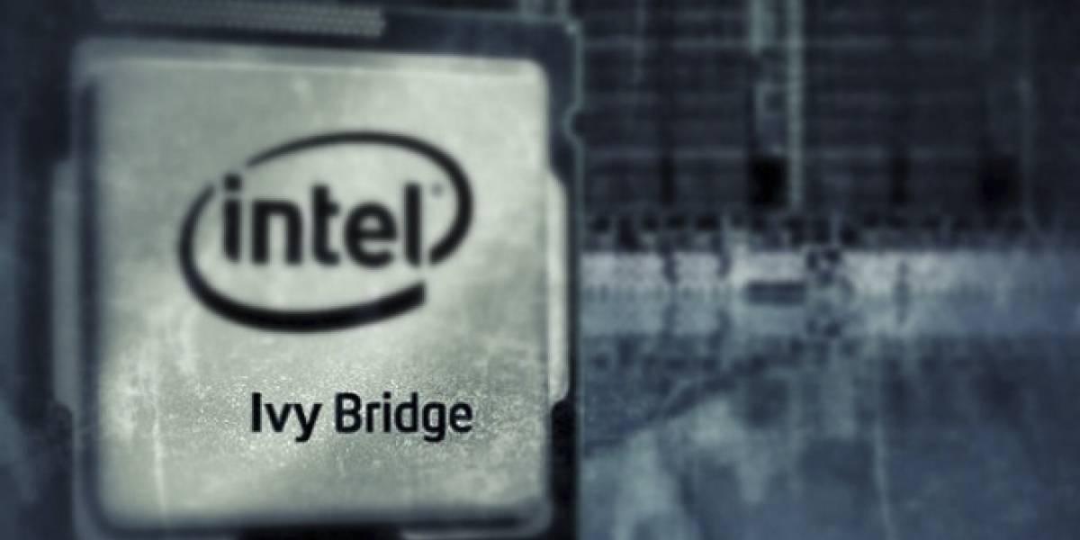 Intel planea descontinuar el primer procesador Ivy Bridge a principios de 2013