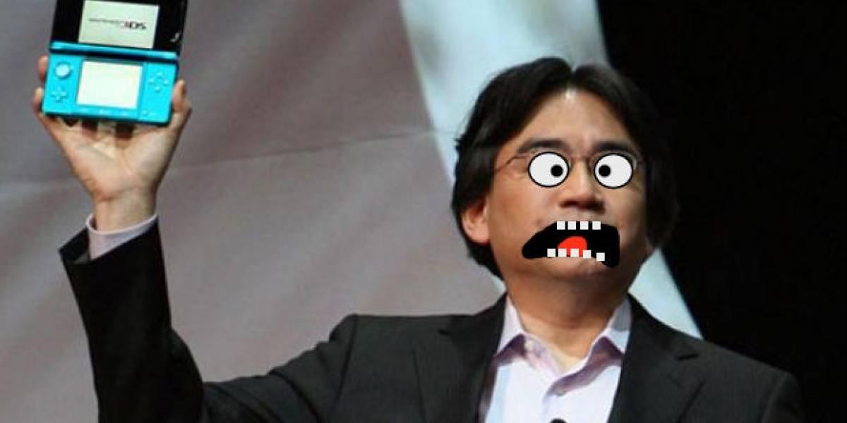Nintendo 3DS baja más de precio por no-tan-buenas ventas