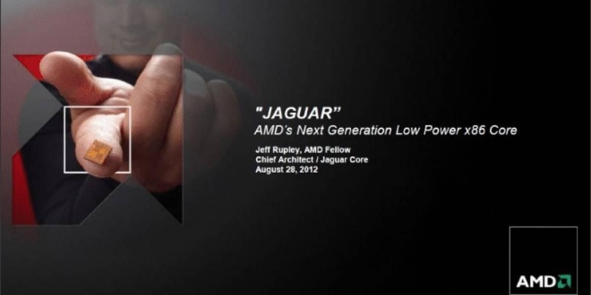 La nueva micro-arquitectura AMD Jaguar