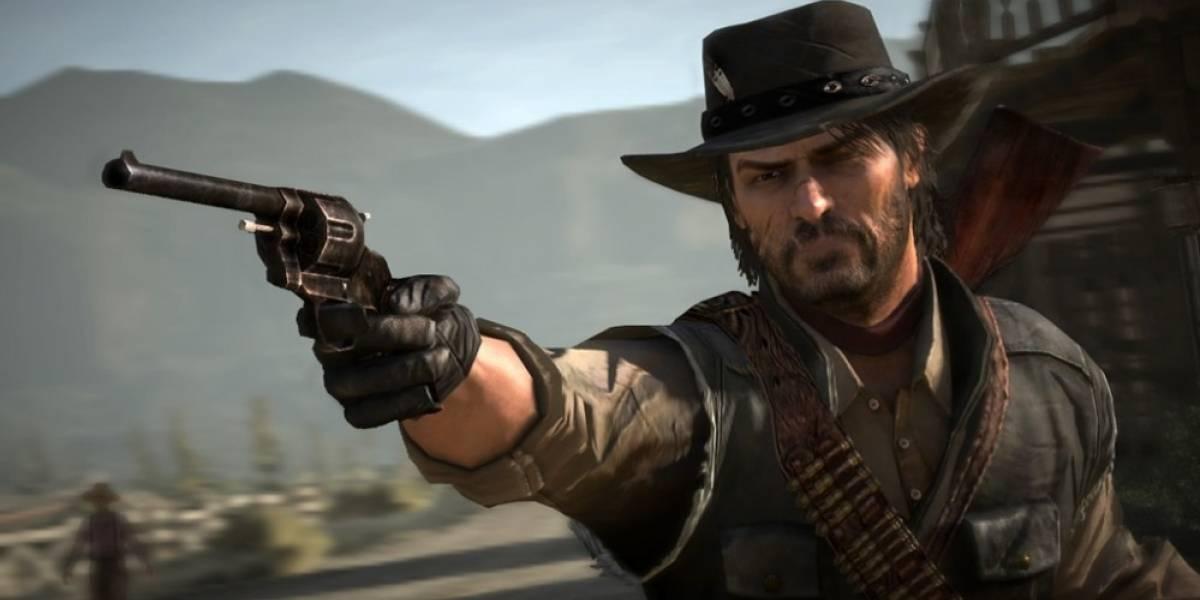 Se filtra el posible mapa de la secuela de Red Dead Redemption