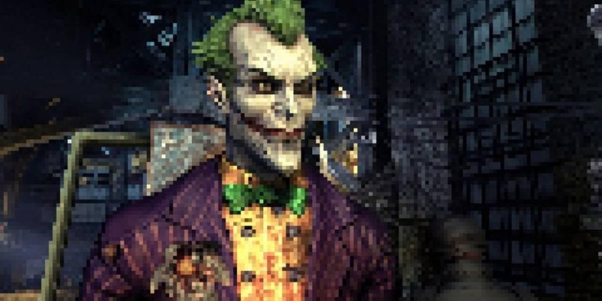 Así se veía (el prototipo) de Batman Arkham Asylum en la vieja Wii