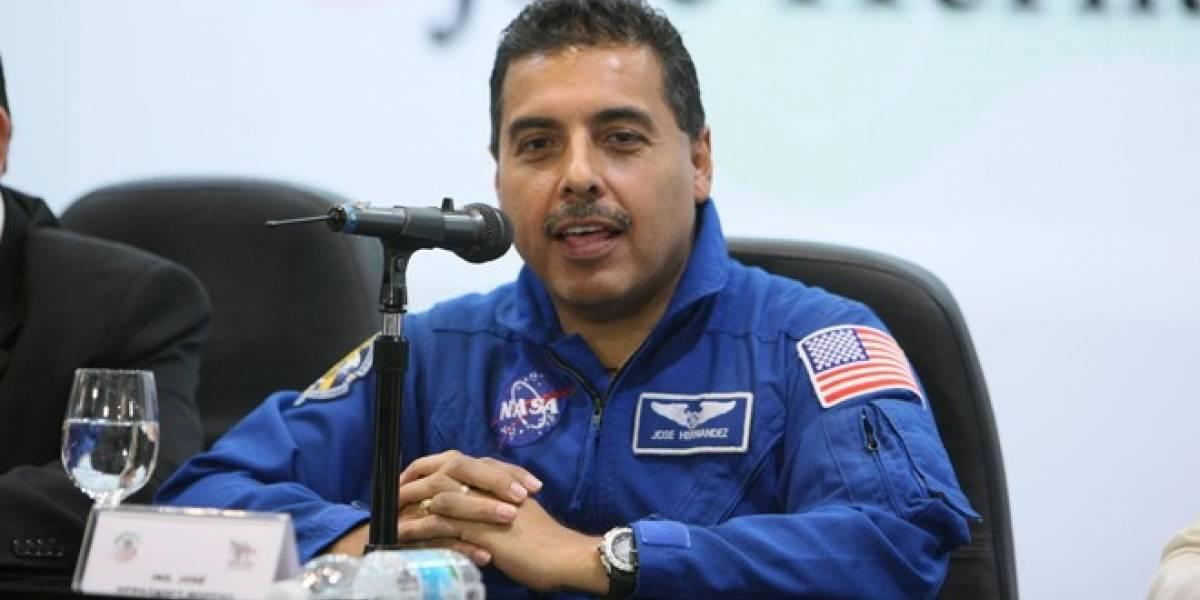 Astronauta mexicano confía en que la humanidad llegará a otros planetas