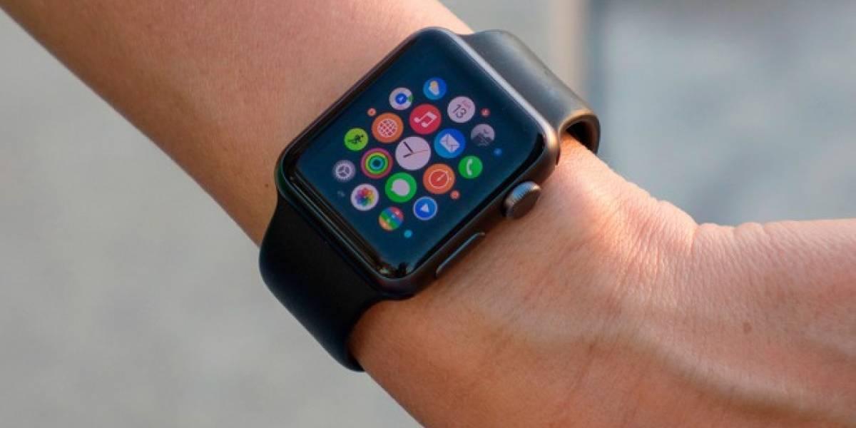El Apple Watch podría detectar cuando estás manejando y no molestarte