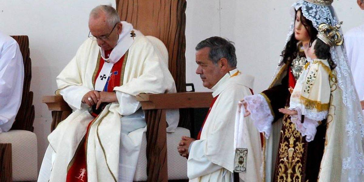 ¿Papa arrepentido? Francisco envía a Chile a arzobispo para escuchar acusaciones de encubrimiento de obispo Barros