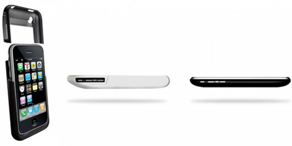 Juice Pack air: Más batería y protección para tu iPhone 3G