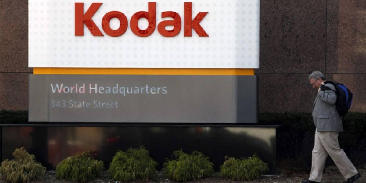Kodak se acoge a la ley de protección de bancarrota (Capítulo 11)