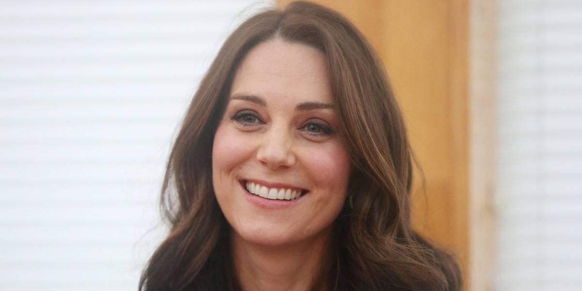 Saiba por que Kate Middleton não tira o seu casaco em público