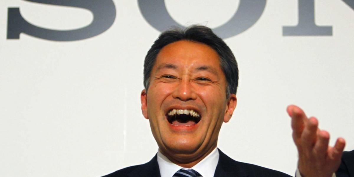 """Sony seguirá vendiendo smartphones por esperar un """"cambio de paradigma"""""""