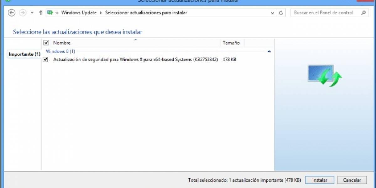 Microsoft lanza actualización MS12-078 V2: Solución al problema de las fuentes corruptas en Windows XP/Vista/7/8