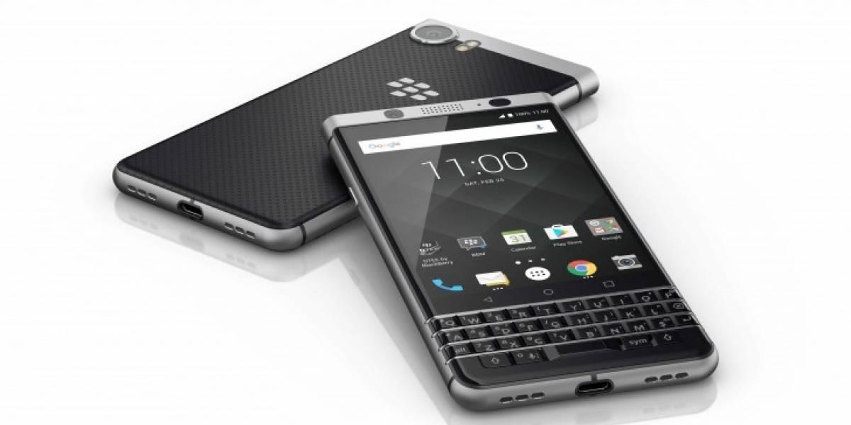 BlackBerry KeyOne es el nuevo smartphone de BlackBerry #MWC17