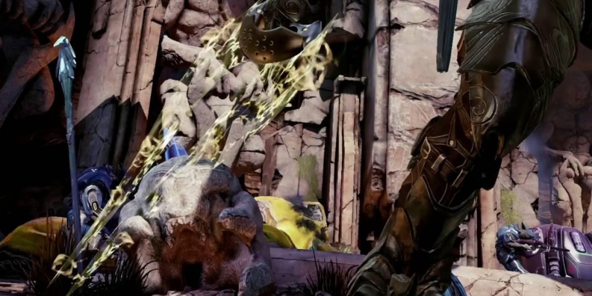 Killer Instinct: Season 3 tendrá a personaje de la serie Halo como invitado