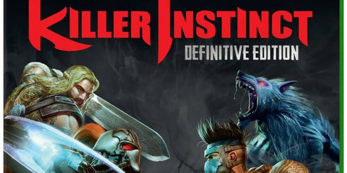 Se filtra la existencia de Killer Instinct: Definitive Edition