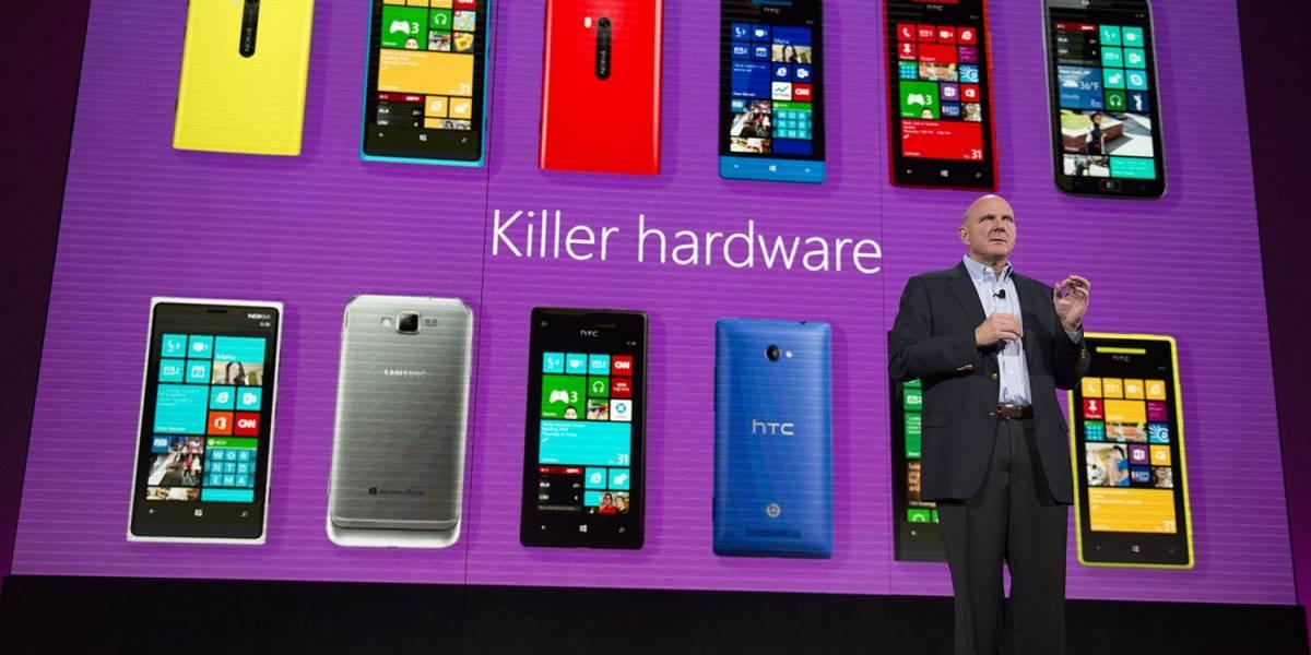 Steve Ballmer y la tardía revolución móvil que consolidó en Microsoft