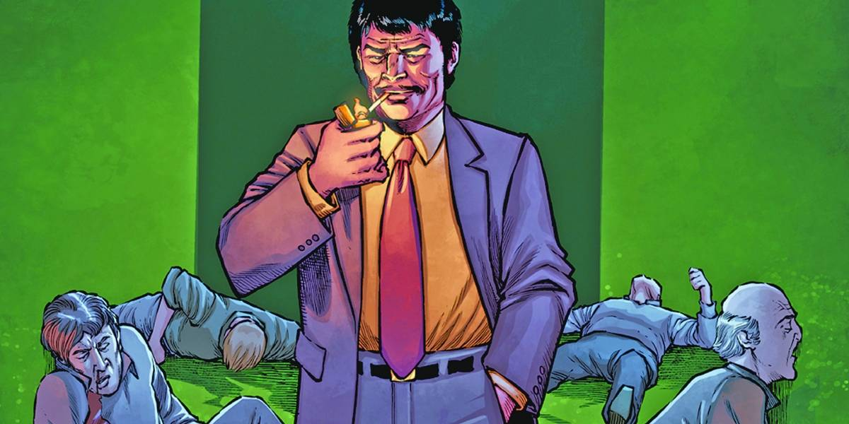 Charles Bronson revive na série de quadrinhos Killer em que interpreta um agente secreto