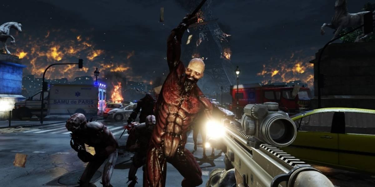 Killing Floor 2 se puede jugar gratis durante este fin de semana
