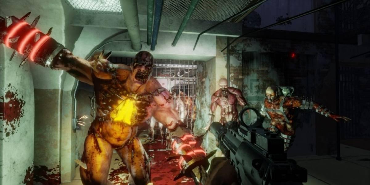 Vean cómo luce Killing Floor 2 corriendo en PS4 Pro