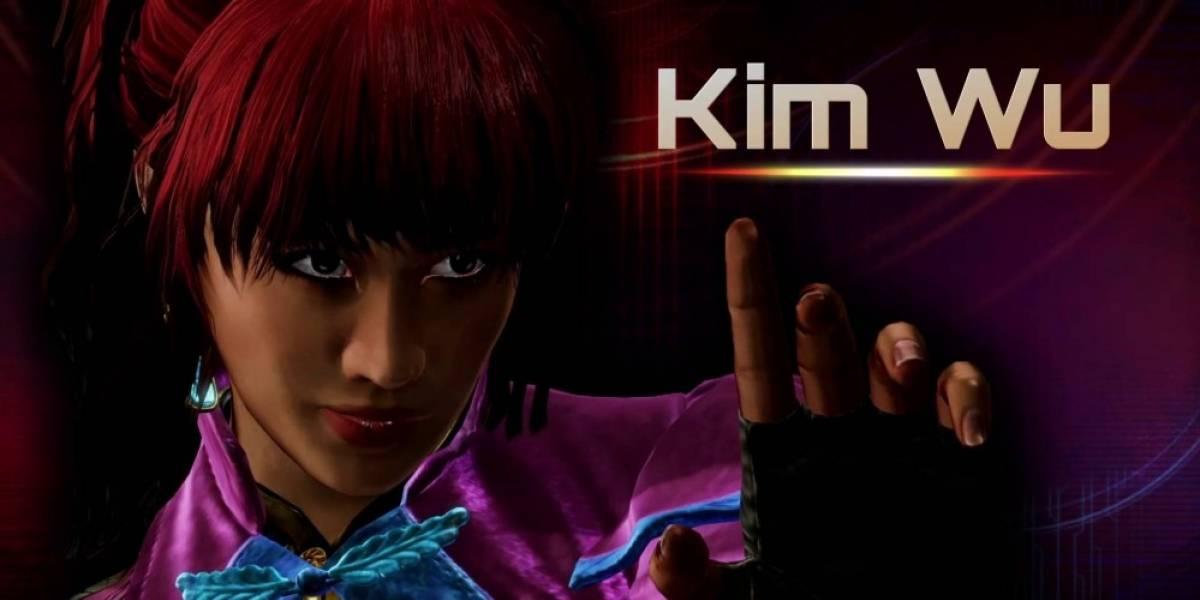 Vean en acción a Kim Wu que llegará en la tercera temporada de Killer Instinct