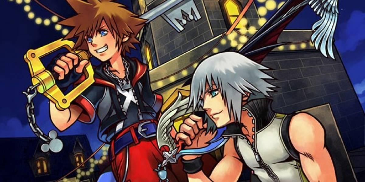Mira el nuevo tráiler de Kingdom Hearts HD I.5 + II.5 ReMIX