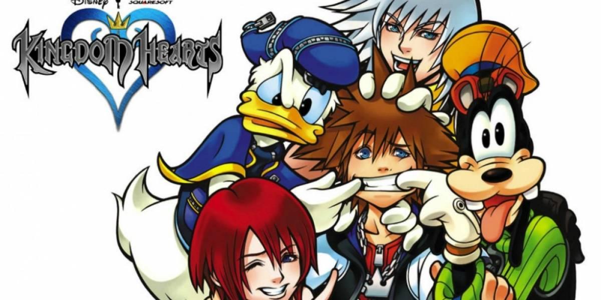 Square Enix podría lanzar nuevas colecciones de Kingdom Hearts en PS4